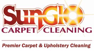 SunGlo Carpet Cleaning, Logo